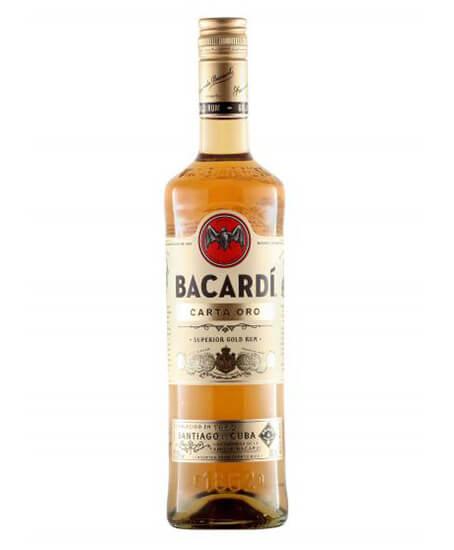Bacardi Gold (Oro)