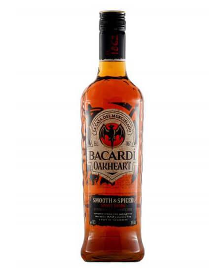 Bacardi Oakheart Spiced