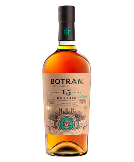 Botran Reserva 15