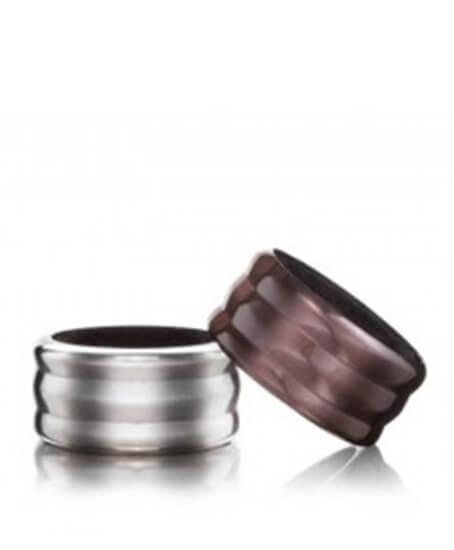 Δαχτυλίδι Φιάλης Σετ 2Τμχ