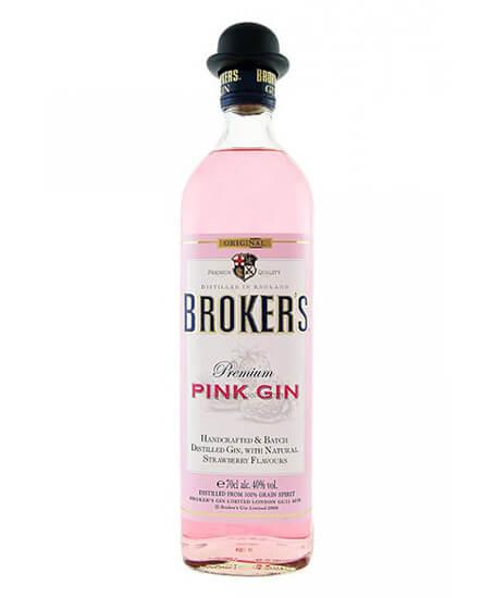 Broker's Pink