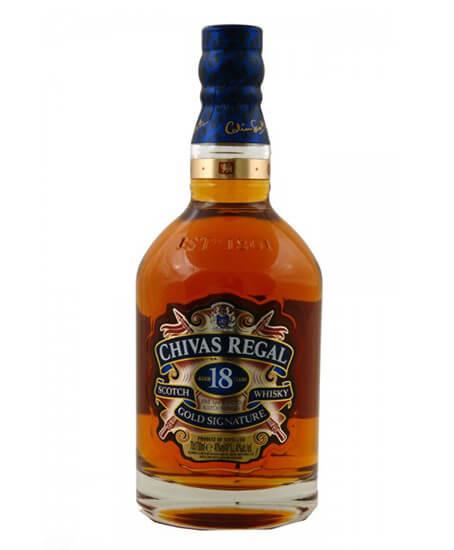 Chivas Regal 18 Υ.Ο. «Gold Signature»