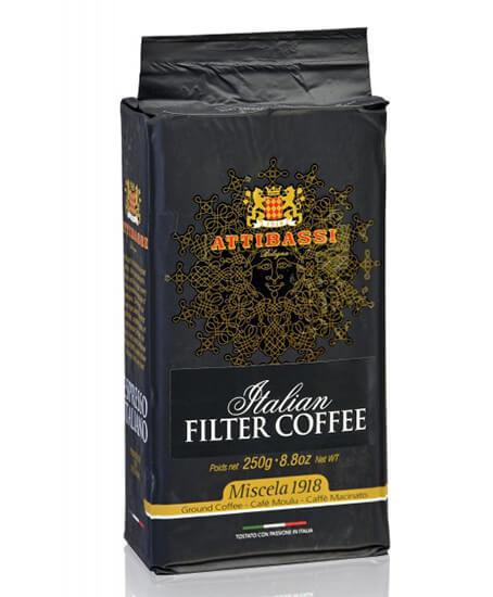 Espresso Italiano Filter Coffee
