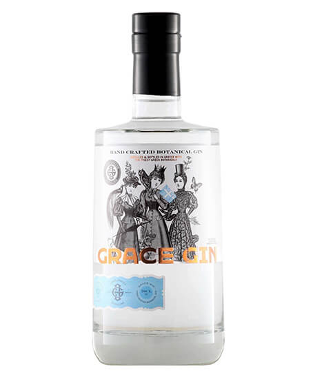 Grace Gin By Three Graces