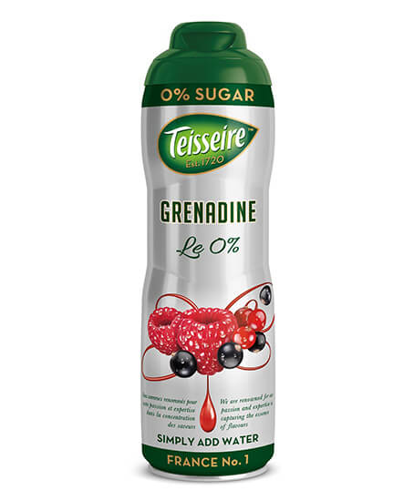 Grenadine 0% Sugar Can