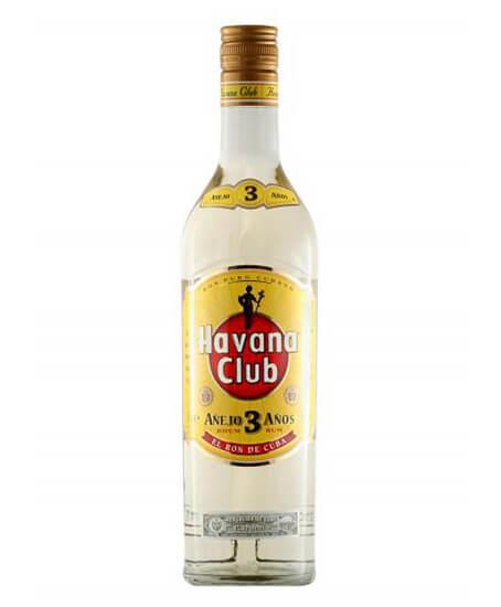 Havana Club Añejo 3 Y.O.