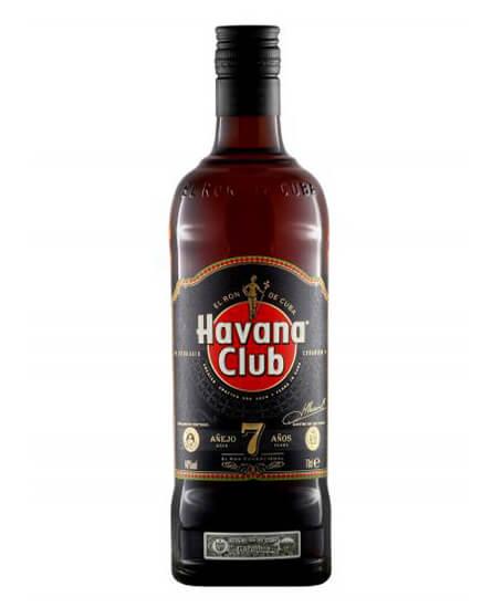 Havana Club Añejo 7 Y.O.