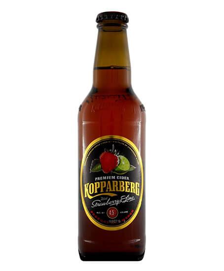 Kopparberg Strawberry Lime