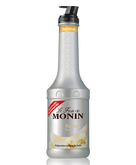 Le Fruit De Monin Banana