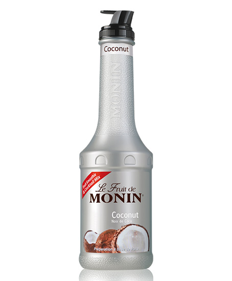 Le Fruit De Monin Coconut