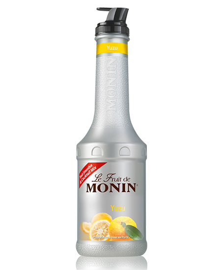 Le Fruit De Monin Yuzu