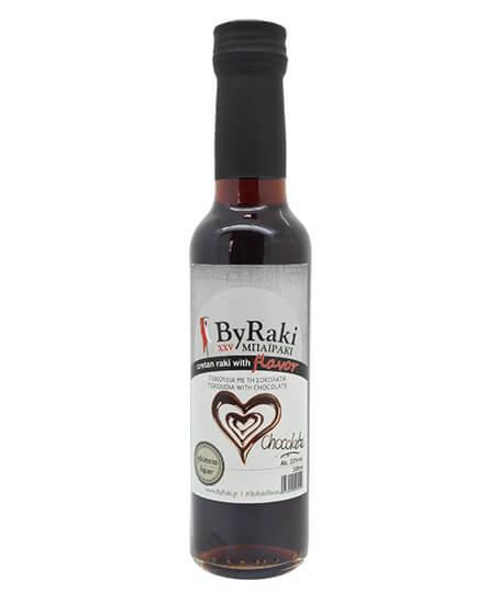 Μπαϊρακι – Byraki Flavor Chocolate