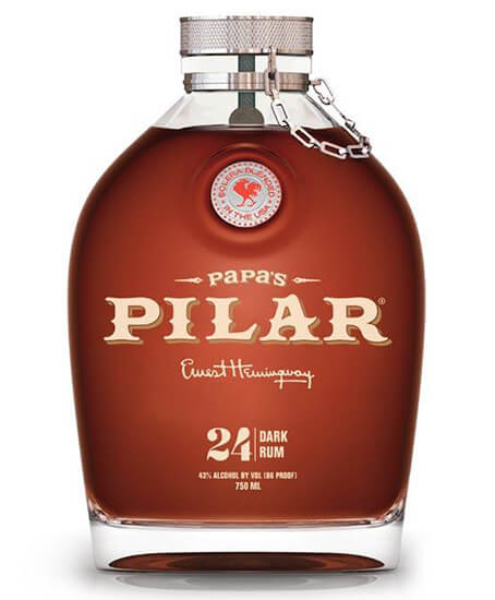 Papa's Pillar 24 Solera Profile Dark Rum