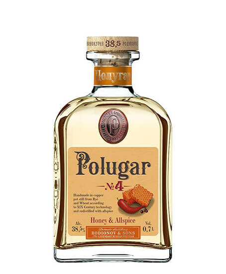 Polugar Honey & Allspice No 4