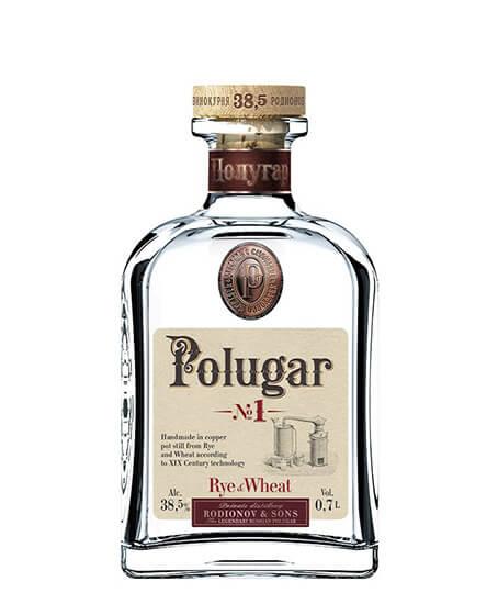 Polugar Rye & Wheat No 1