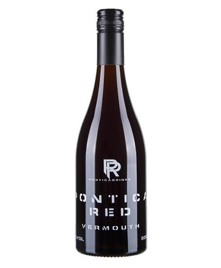 Pontica Red Vermouth Austria