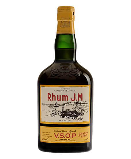 Rhum J.M Vieux VSOP