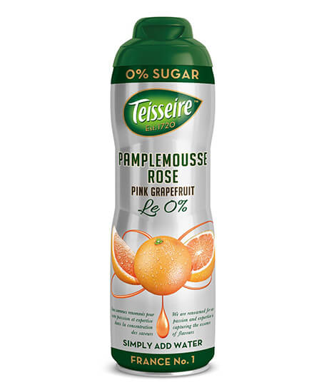 Pink Grapefruit 0% Sugar Can