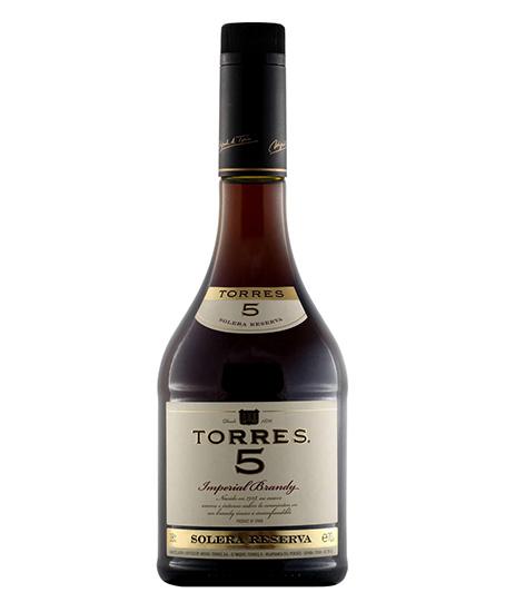 Solera Reserva Torres 5
