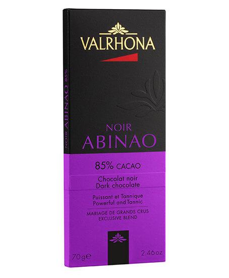 Valrhona Noir Abinao