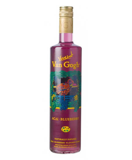 Van Gogh Acai Blueberry